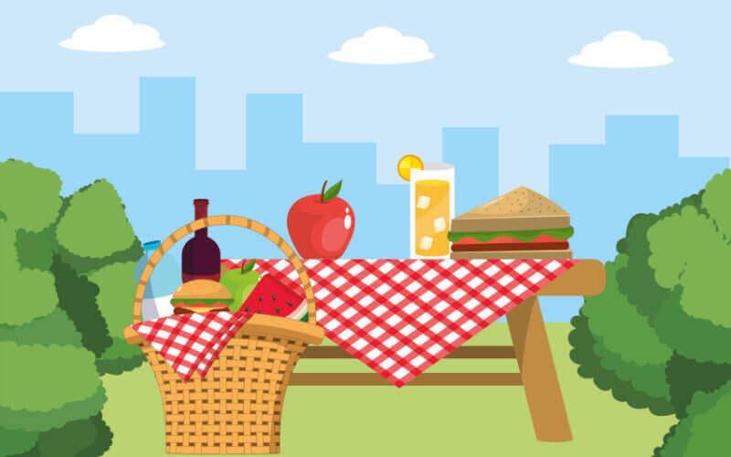 Piknik w majówkę