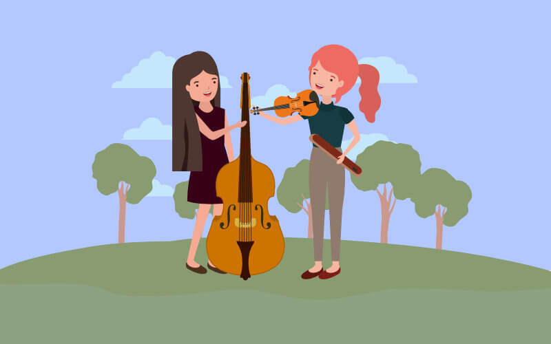 Koncert w filharmonii
